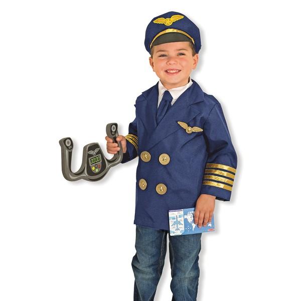 Costum Pilot De Avion Melissa And Doug