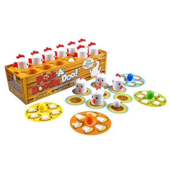 Joc De Memorie Gainusele – Fat Brain Toys