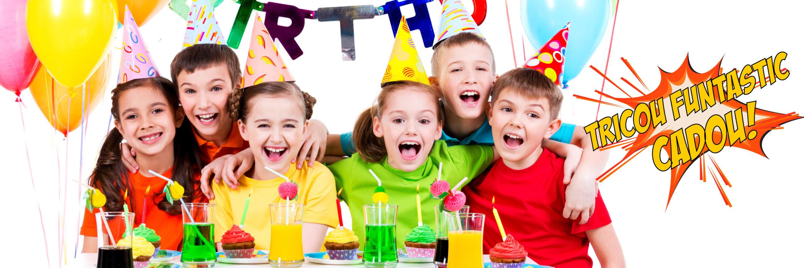 petreceri copii acasa